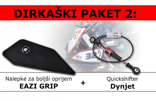 Eazi Grip + Quickshifter IRC